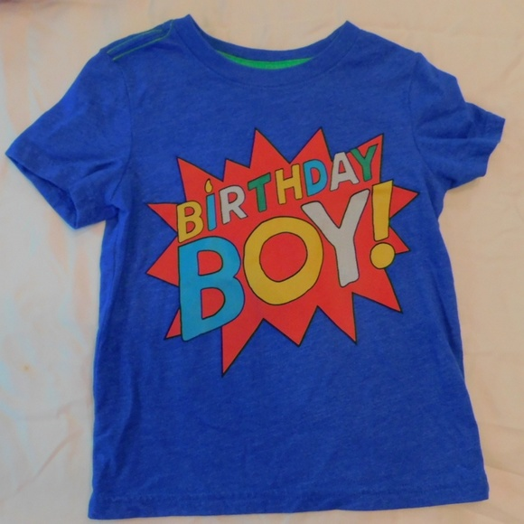 3t Birthday Boy Shirt